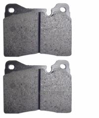 Deutz Bremsklotzsatz 70,4 x 5 x 89,5