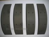 DKW Bremsbeläge 40 X 4 X 194 ∅ 200 inkl. Nieten 3 x 8