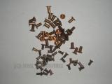 Niete 6  X 12 mm Bremsbelagnieten