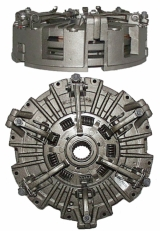 Eicher Wotan Kupplung Kupplungsautomat